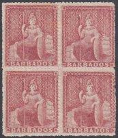 Barbados Stamps & Proofs