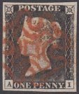 GB QV Stamps