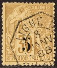French Colonies Stamps