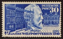 West Germany Stamps