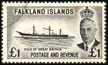 Falkland Is and Dependencies Stamps