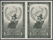 United Nations Plate Proofs