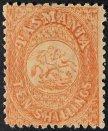 Australian States - Tasmania Postal Fiscals