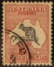 Australia Kangaroos and Postage Dues