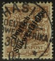 German Colonial Stamps