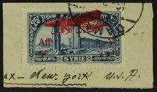 French Colonies - Syria
