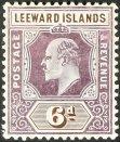Leeward Islands - Extensive Accumulation