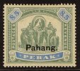 Malayan State stamps