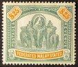 Malaya States Stamps