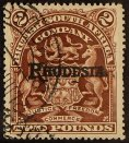 Rhodesia - Over 70 Lots with Better Values & Collections