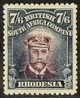 Rhodesia - An Outstanding Offering