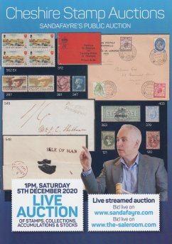 CSA - Public Stamp Auction #8315