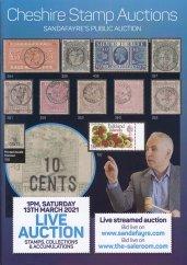 CSA - Public Stamp Auction #8318