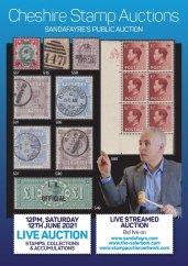 CSA - Public Stamp Auction #8321