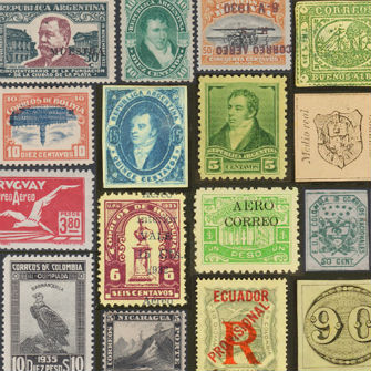 Central & South America Stamps