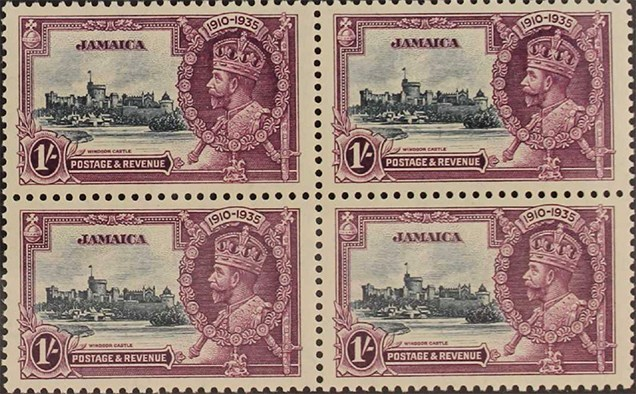 Jamaica Stamps – Jamaican Stamps