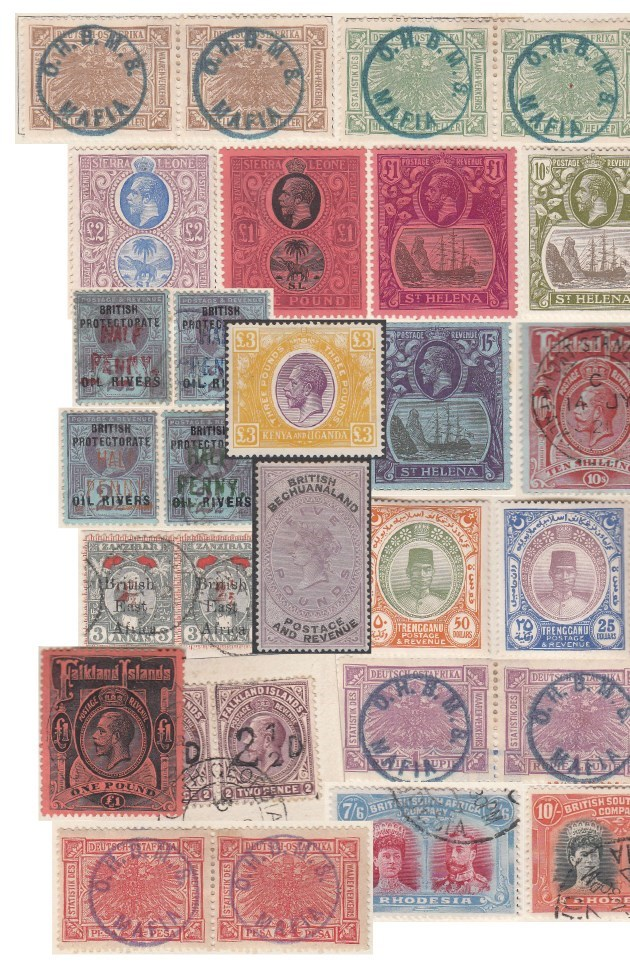Probate Valuation Stamps