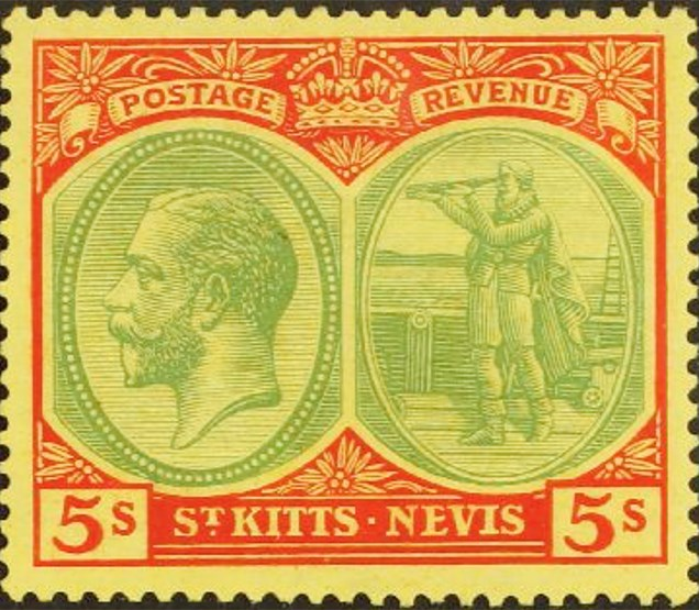 St Kitts Nevis Stamps
